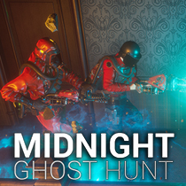 Midnight Ghost Hunt