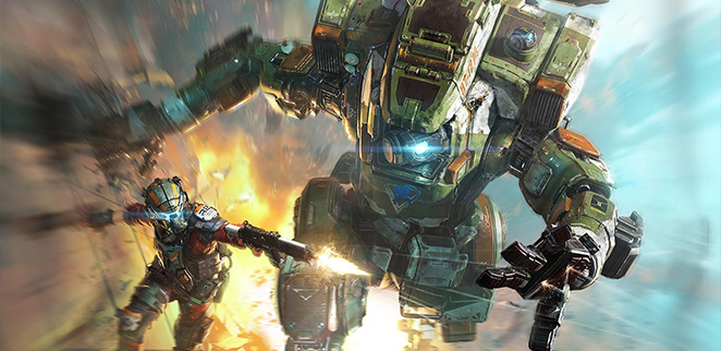 Titanfall (1 or 2)